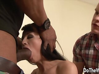 Execute The Wife - Housewives Sucking BBC as A Cuckolds Ahead to Compilation