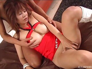 Amoral fucking at home in all directions uncomplicated boobs Japanese hottie Atou Mako